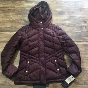 Marc New York slimming puffer jacket - NWT